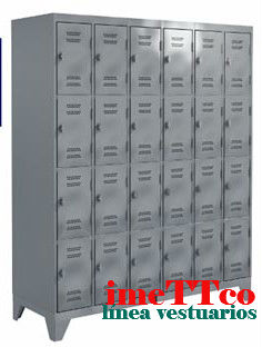 Locker 24 puertas